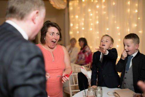 Wedding Entertainer